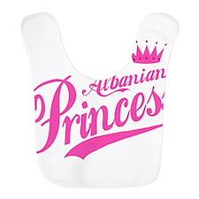Albanian Princess Bib