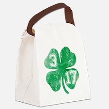 shamrock317 Canvas Lunch Bag