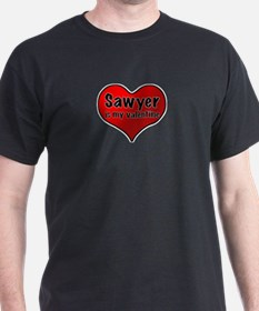 Sawyer is my Valentine T-Shirt