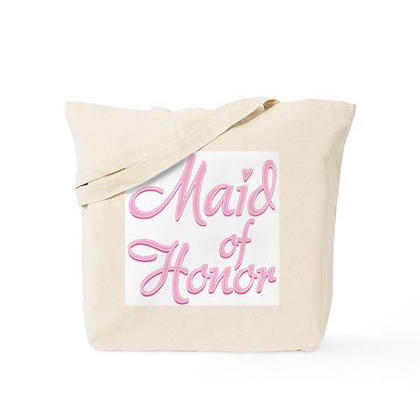 Amore Maid Honor Pink Tote Bag
