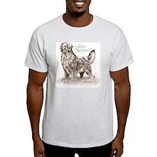 AdultGolden_cafefinal T-Shirt