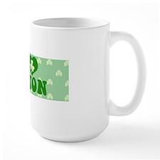 2-i-love-boston-bumper-sticker Mug