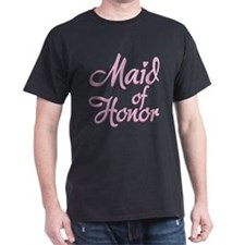 Amore Maid Honor Pink T-Shirt