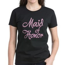 Amore Maid Honor Pink Tee