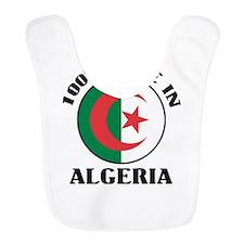100% Made In Algeria Bib