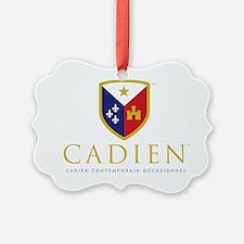 Cadien Logo Ornament