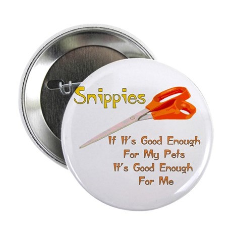 "Snippies 2.25"" Button (100 pack)"
