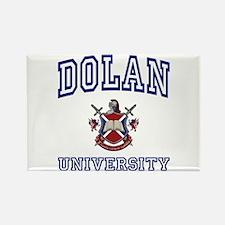 DOLAN University Rectangle Magnet