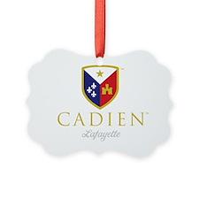 Cadien Lafayette Ornament