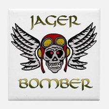 Bomber1 Tile Coaster