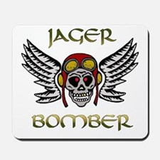 Bomber1 Mousepad