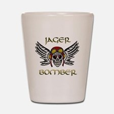 Bomber1 Shot Glass