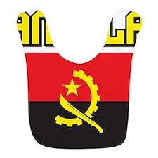 Angola Flag Bib