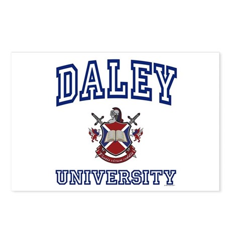 DALEY University Postcards (Package of 8)