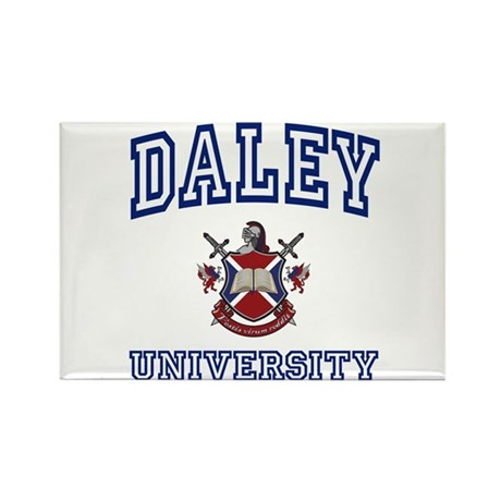DALEY University Rectangle Magnet (100 pack)