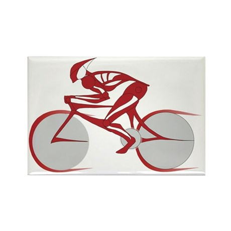 bicyclelogo.gif Rectangle Magnet