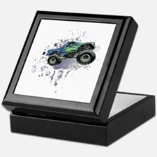 Monster_Truck_Light_cp Keepsake Box