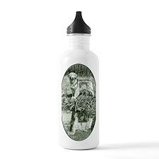 ReflectedGold_greencaf Water Bottle