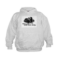 Keep Your Pimp Hand Strong Hoodie