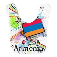 Flower Armenia Bib