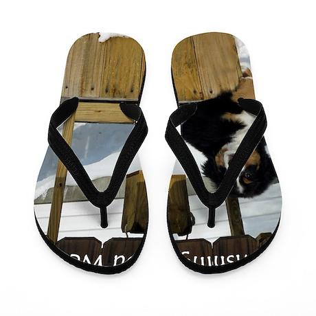 Wishing You Well Flip Flops