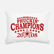 2009 FWC NEW 2010 No Ban Rectangular Canvas Pillow