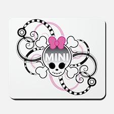 10x10_SkullGirl Mousepad
