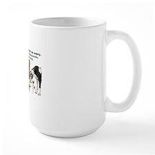 NOONEDOESMORElong Mug