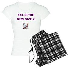 woman_mirror2 pajamas
