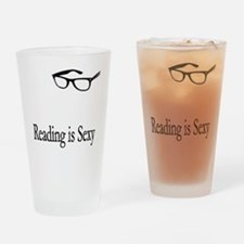 2-reading Drinking Glass