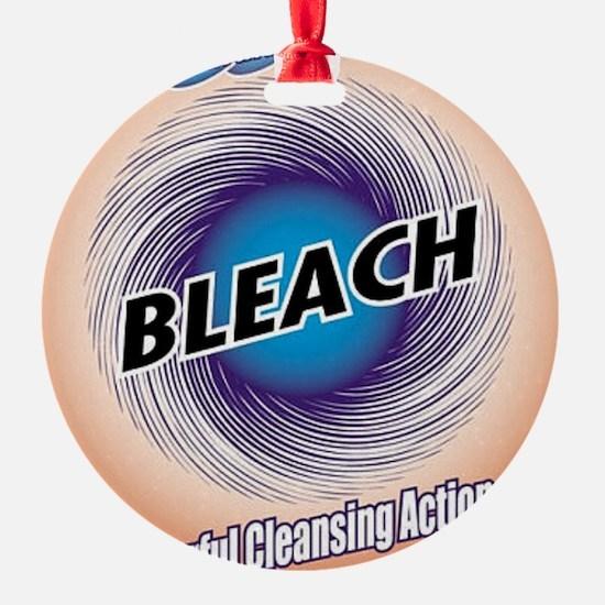 2-bleach1 Ornament