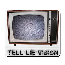 Tell Lie Vision Mousepad