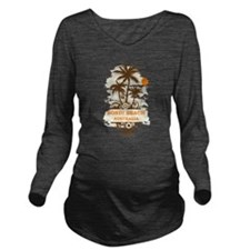 Bondi Beach Australia Long Sleeve Maternity T-Shir