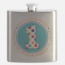 2-itsmybirthday colorful Flask