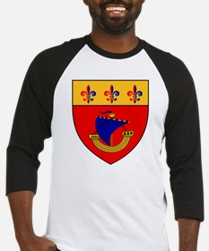 Vessel from the coat of arms Baseball Jersey