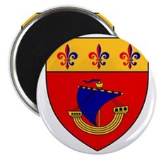 Vessel from the coat of arms Magnet