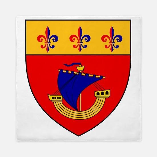 Vessel from the coat of arms Queen Duvet