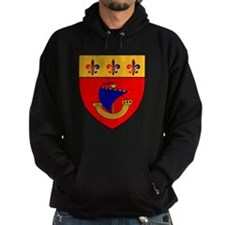 Vessel from the coat of arms Hoodie
