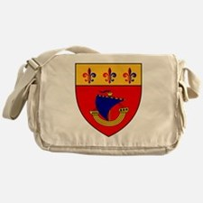 Vessel from the coat of arms Messenger Bag