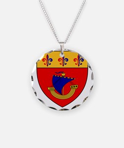 Vessel from the coat of arms Necklace