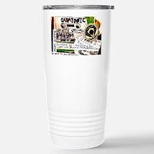 catatonic cassette tape show2 Travel Mug