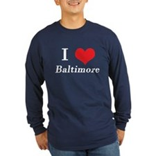 I Love Baltimore T