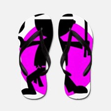 ninjarette Flip Flops