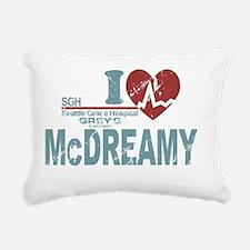 tshirt designs 0264 Rectangular Canvas Pillow