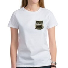 Push Coin Slot Tee