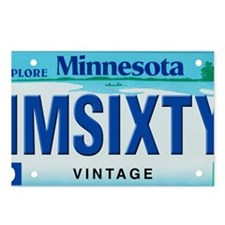 Minnesota60_2010 Postcards (Package of 8)