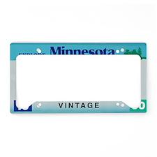 Minnesota60_2010 License Plate Holder