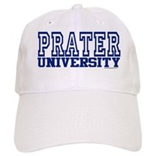 PRATER University Baseball Cap