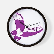 mag-pie Wall Clock