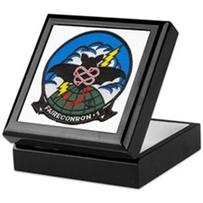 vq1 patch transparent Keepsake Box